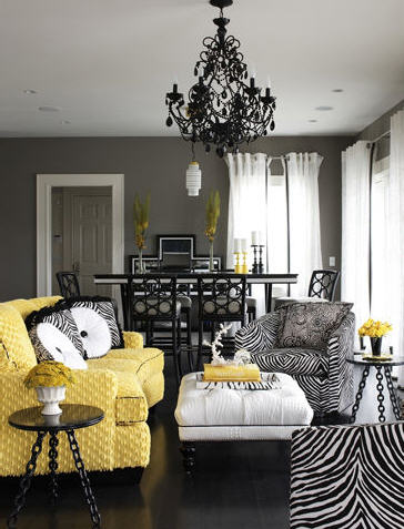 Rate This: Tags: Black And White Living Room ... Part 35