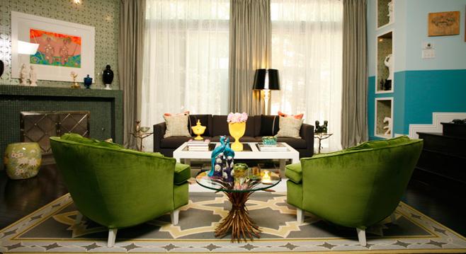 Rustic glam interiors for Glam interior design